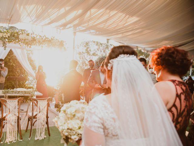 La boda de Gustavo y Isabell en Cuautitlán Izcalli, Estado México 56