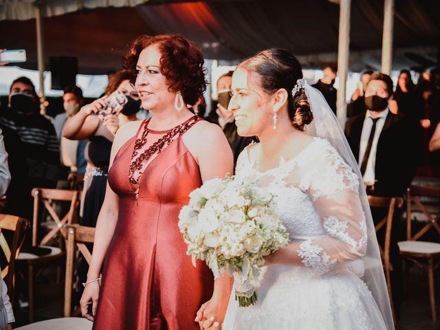 La boda de Gustavo y Isabell en Cuautitlán Izcalli, Estado México 58