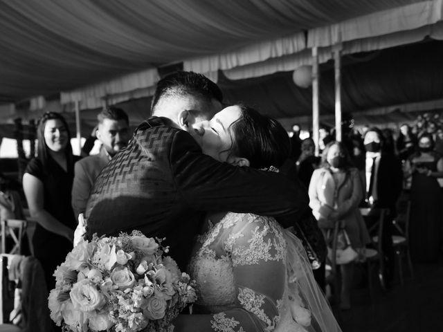 La boda de Gustavo y Isabell en Cuautitlán Izcalli, Estado México 59