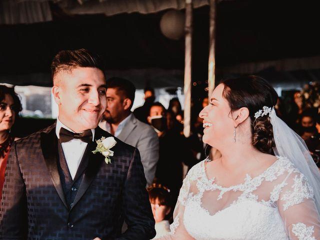 La boda de Gustavo y Isabell en Cuautitlán Izcalli, Estado México 60