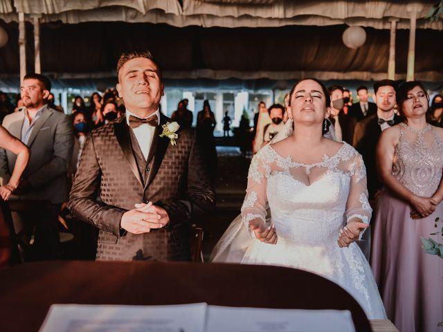 La boda de Gustavo y Isabell en Cuautitlán Izcalli, Estado México 61