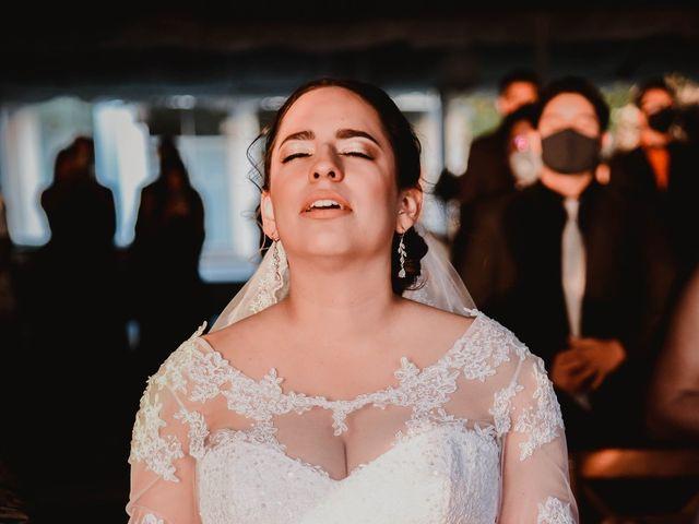 La boda de Gustavo y Isabell en Cuautitlán Izcalli, Estado México 62