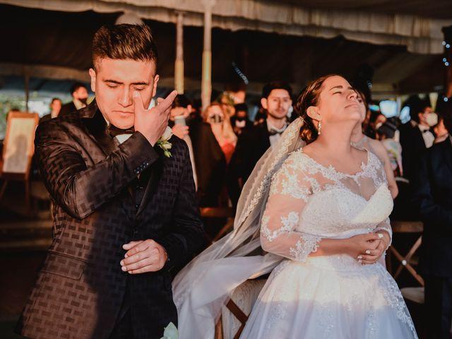 La boda de Gustavo y Isabell en Cuautitlán Izcalli, Estado México 63