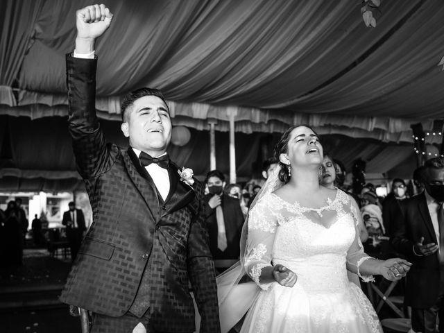 La boda de Gustavo y Isabell en Cuautitlán Izcalli, Estado México 65