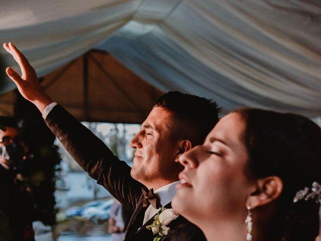 La boda de Gustavo y Isabell en Cuautitlán Izcalli, Estado México 67