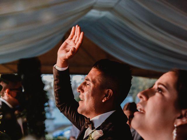 La boda de Gustavo y Isabell en Cuautitlán Izcalli, Estado México 68