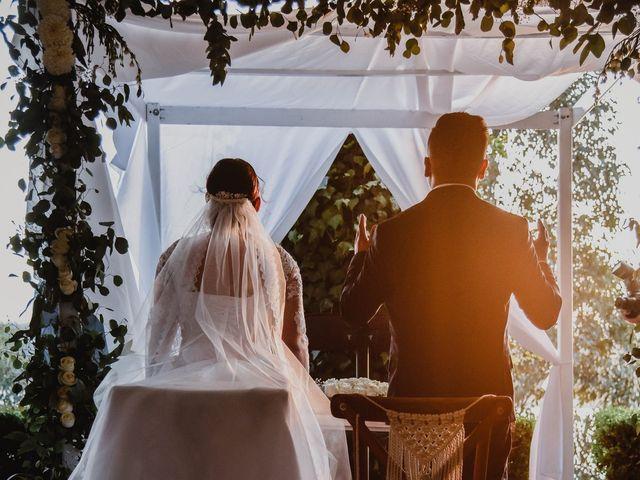 La boda de Gustavo y Isabell en Cuautitlán Izcalli, Estado México 69