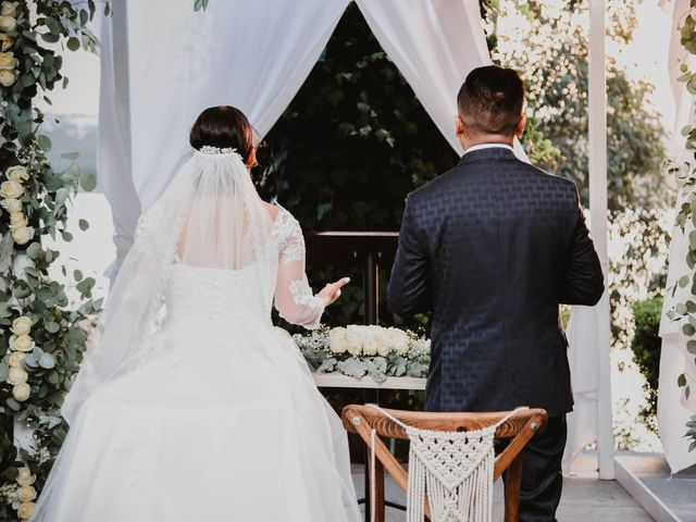 La boda de Gustavo y Isabell en Cuautitlán Izcalli, Estado México 70