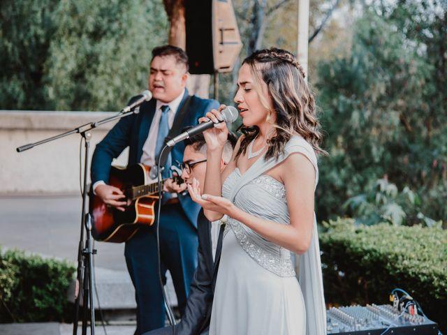 La boda de Gustavo y Isabell en Cuautitlán Izcalli, Estado México 71