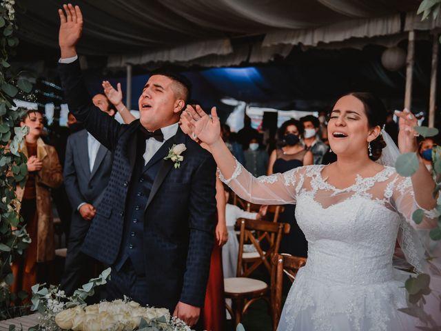 La boda de Gustavo y Isabell en Cuautitlán Izcalli, Estado México 75