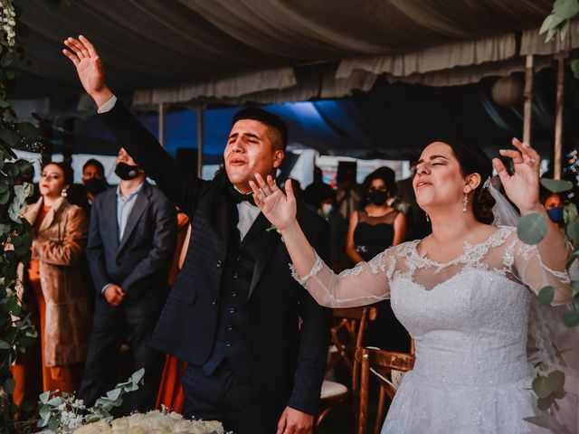 La boda de Gustavo y Isabell en Cuautitlán Izcalli, Estado México 76