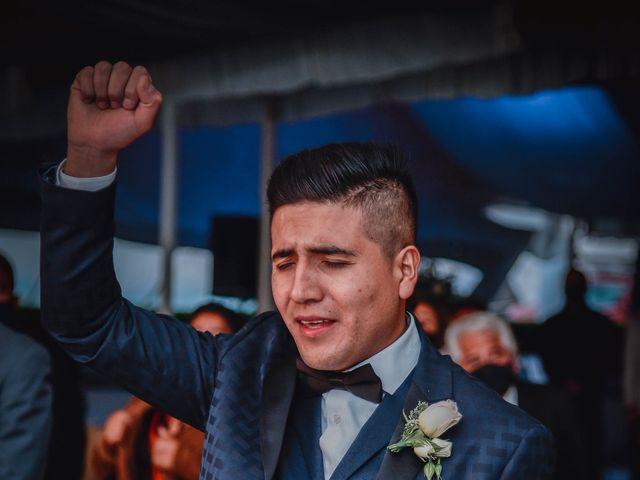 La boda de Gustavo y Isabell en Cuautitlán Izcalli, Estado México 77