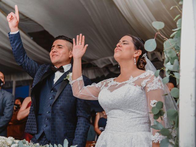 La boda de Gustavo y Isabell en Cuautitlán Izcalli, Estado México 81