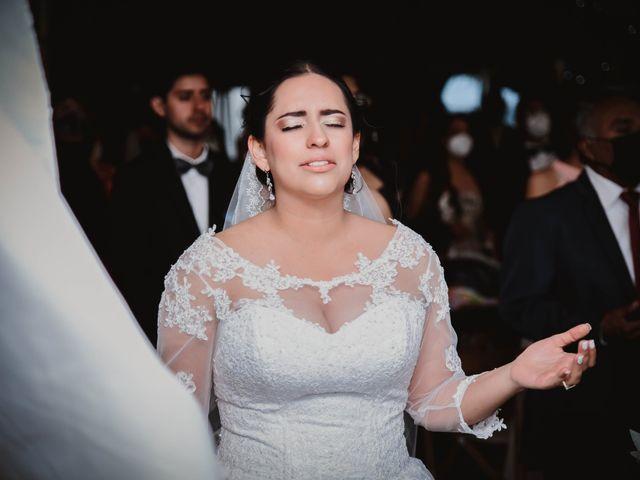 La boda de Gustavo y Isabell en Cuautitlán Izcalli, Estado México 86