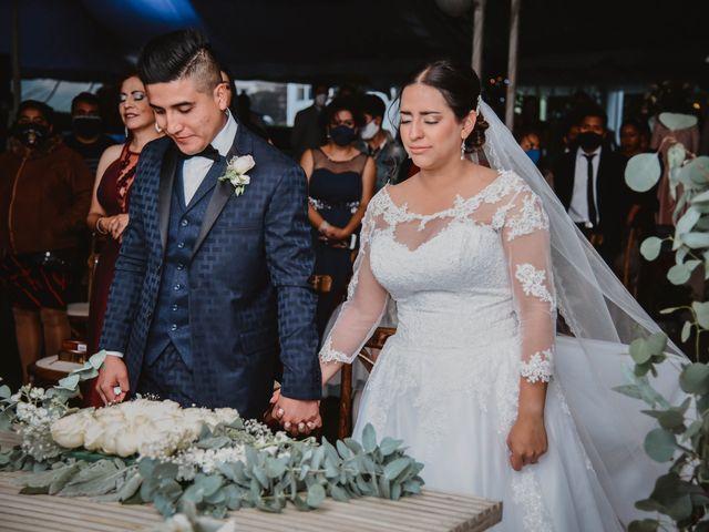 La boda de Gustavo y Isabell en Cuautitlán Izcalli, Estado México 88