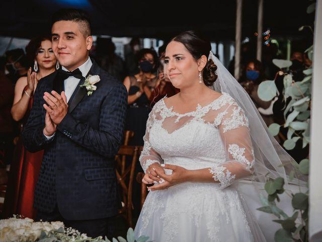 La boda de Gustavo y Isabell en Cuautitlán Izcalli, Estado México 89