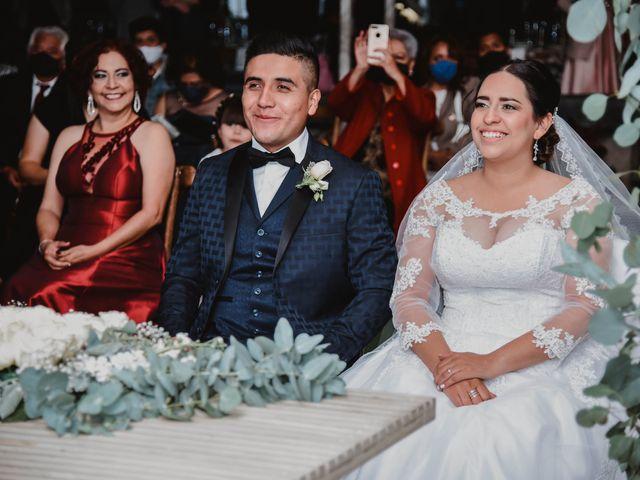 La boda de Gustavo y Isabell en Cuautitlán Izcalli, Estado México 90