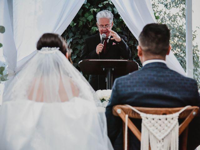 La boda de Gustavo y Isabell en Cuautitlán Izcalli, Estado México 91
