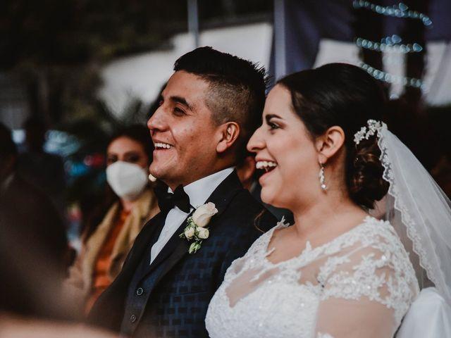 La boda de Gustavo y Isabell en Cuautitlán Izcalli, Estado México 93