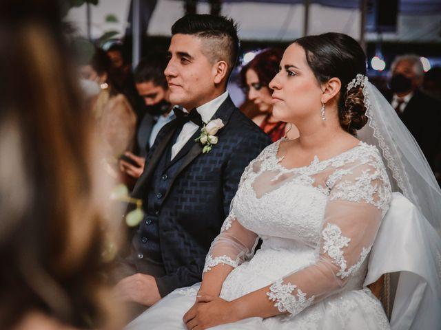 La boda de Gustavo y Isabell en Cuautitlán Izcalli, Estado México 94