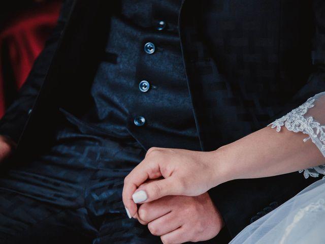 La boda de Gustavo y Isabell en Cuautitlán Izcalli, Estado México 96