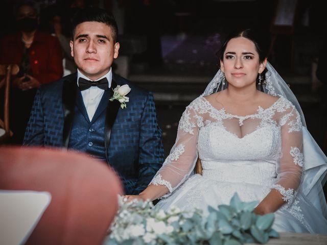 La boda de Gustavo y Isabell en Cuautitlán Izcalli, Estado México 98