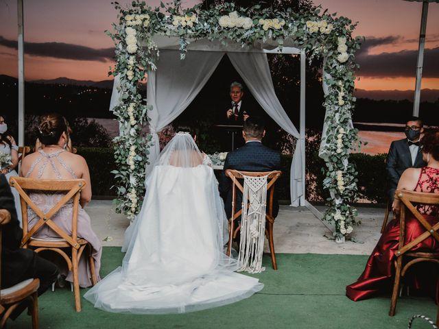 La boda de Gustavo y Isabell en Cuautitlán Izcalli, Estado México 101
