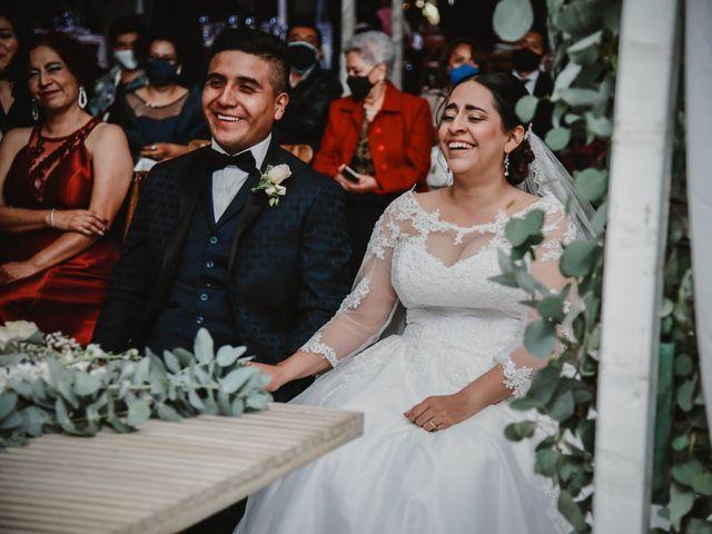 La boda de Gustavo y Isabell en Cuautitlán Izcalli, Estado México 102