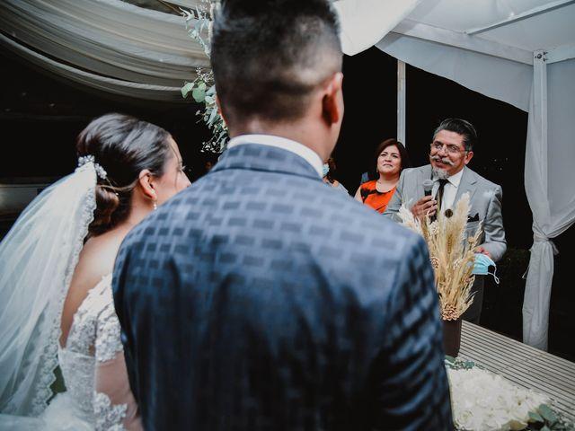 La boda de Gustavo y Isabell en Cuautitlán Izcalli, Estado México 105