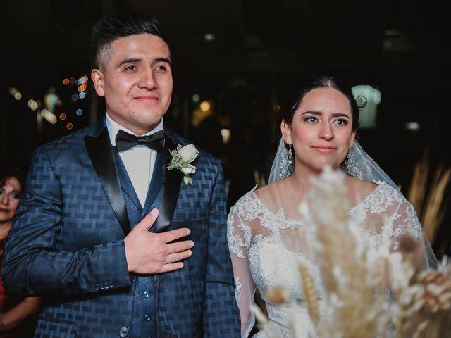 La boda de Gustavo y Isabell en Cuautitlán Izcalli, Estado México 106