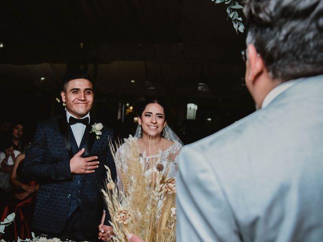 La boda de Gustavo y Isabell en Cuautitlán Izcalli, Estado México 107
