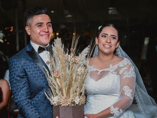 La boda de Gustavo y Isabell en Cuautitlán Izcalli, Estado México 108