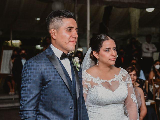 La boda de Gustavo y Isabell en Cuautitlán Izcalli, Estado México 110