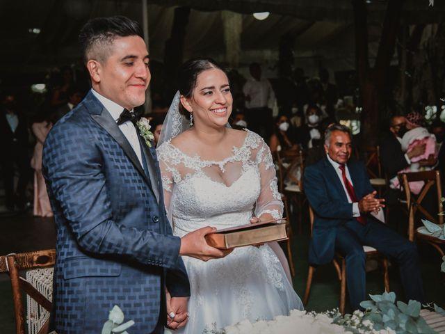 La boda de Gustavo y Isabell en Cuautitlán Izcalli, Estado México 112