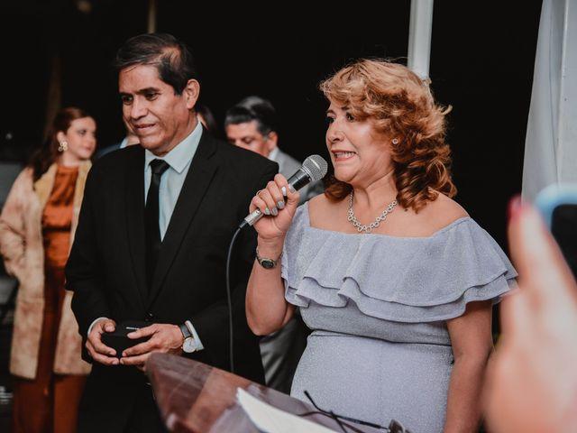 La boda de Gustavo y Isabell en Cuautitlán Izcalli, Estado México 113