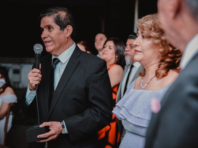 La boda de Gustavo y Isabell en Cuautitlán Izcalli, Estado México 115