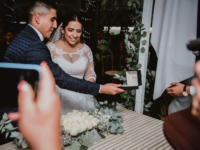 La boda de Gustavo y Isabell en Cuautitlán Izcalli, Estado México 116
