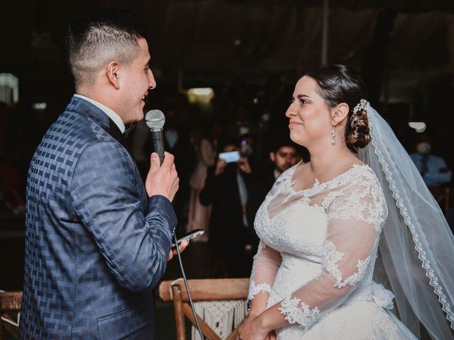 La boda de Gustavo y Isabell en Cuautitlán Izcalli, Estado México 117