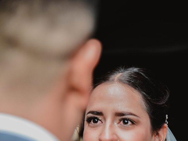 La boda de Gustavo y Isabell en Cuautitlán Izcalli, Estado México 119