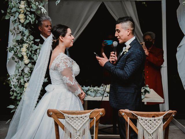 La boda de Gustavo y Isabell en Cuautitlán Izcalli, Estado México 120