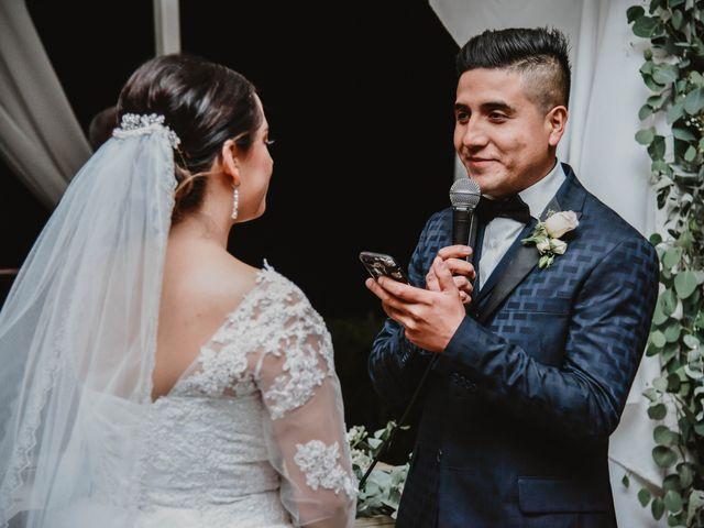 La boda de Gustavo y Isabell en Cuautitlán Izcalli, Estado México 121