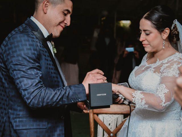 La boda de Gustavo y Isabell en Cuautitlán Izcalli, Estado México 122