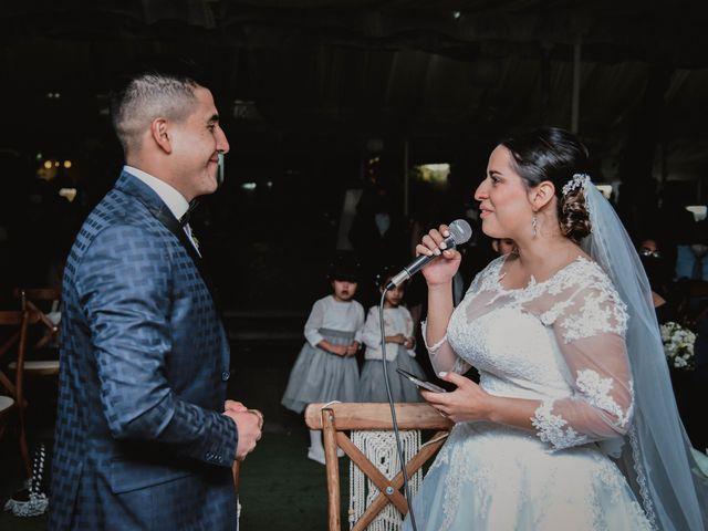 La boda de Gustavo y Isabell en Cuautitlán Izcalli, Estado México 124