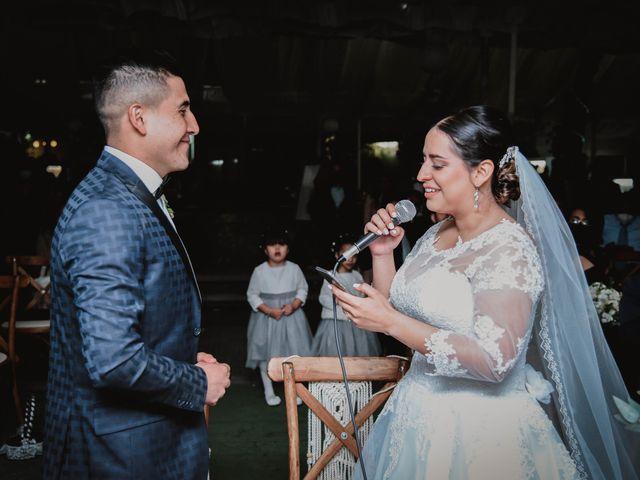 La boda de Gustavo y Isabell en Cuautitlán Izcalli, Estado México 125