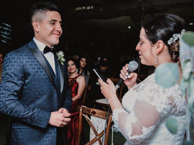 La boda de Gustavo y Isabell en Cuautitlán Izcalli, Estado México 126