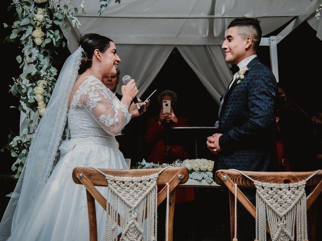 La boda de Gustavo y Isabell en Cuautitlán Izcalli, Estado México 130