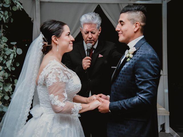 La boda de Gustavo y Isabell en Cuautitlán Izcalli, Estado México 136