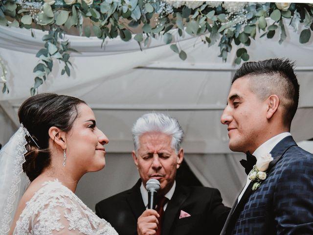 La boda de Gustavo y Isabell en Cuautitlán Izcalli, Estado México 138