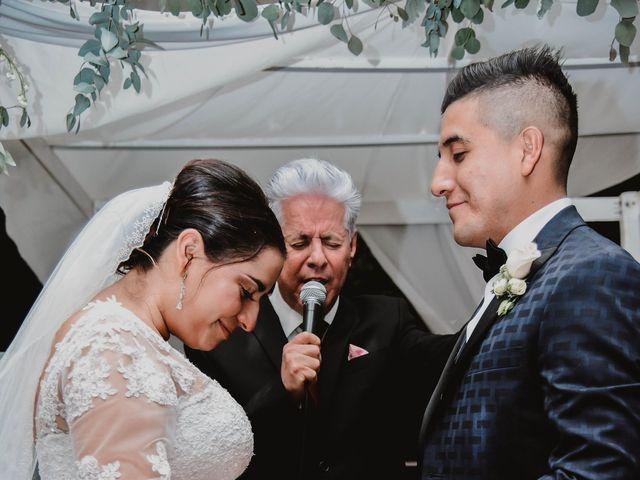 La boda de Gustavo y Isabell en Cuautitlán Izcalli, Estado México 139