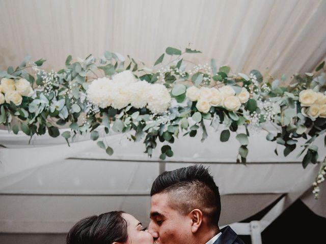 La boda de Gustavo y Isabell en Cuautitlán Izcalli, Estado México 141